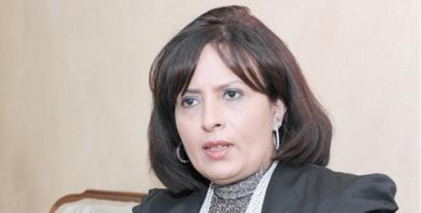 الدكتورة عزة عشماوي، الأمين العام للمجلس القومي للطفولة والأمومة