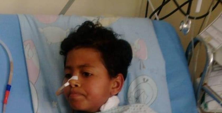طفل يصاب بثقب في جدار المعدة بسبب آيس كريم النيتروجين