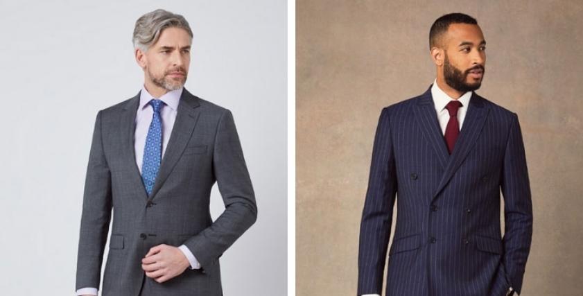 نصائح للرجال عند شراء ملابس مقابلة العمل