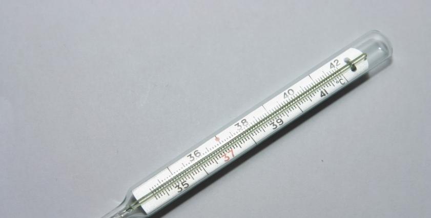 ميزان الحرارة الزئبقي «الترمومتر»