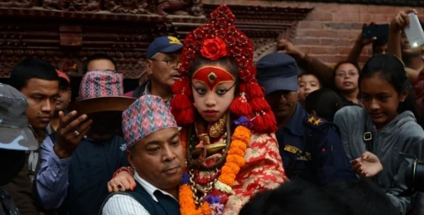 التعبد في نيبال