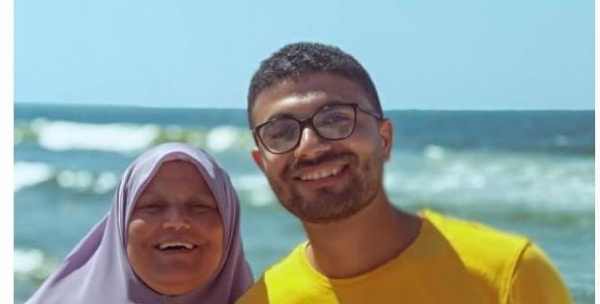 الأم البديلة في حياة عبدالله