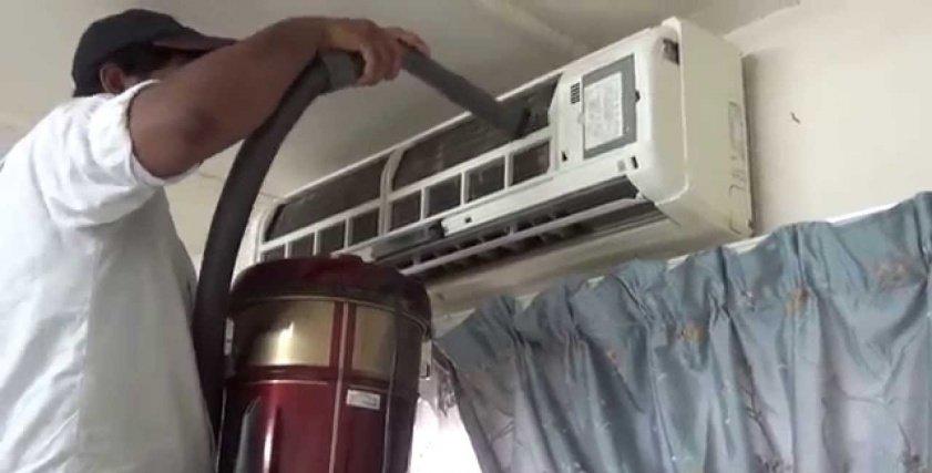 منعا لارتفاع فاتورة الكهرباء..طرق تنظيف المكيفات
