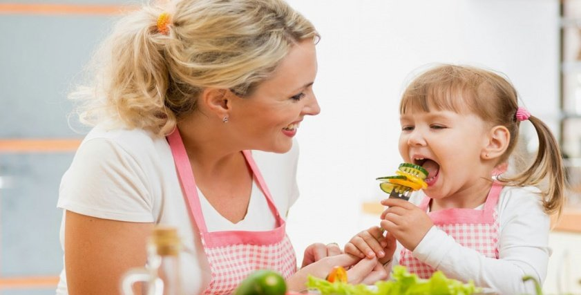 ابتكار لعبة جديدة تساعد الأطفال على تناول الخضروات