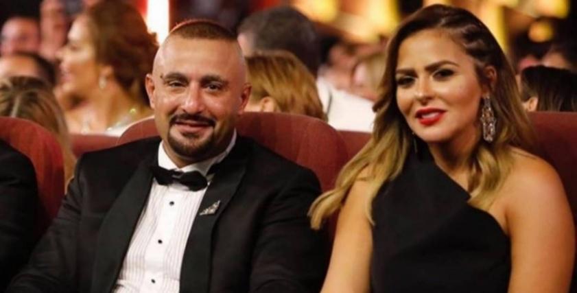 مها الصغير زوجة أحمد السقا