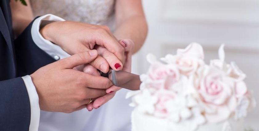 حفل زفاف