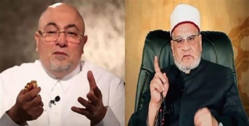 أحمد كريمة وخالد الجندي