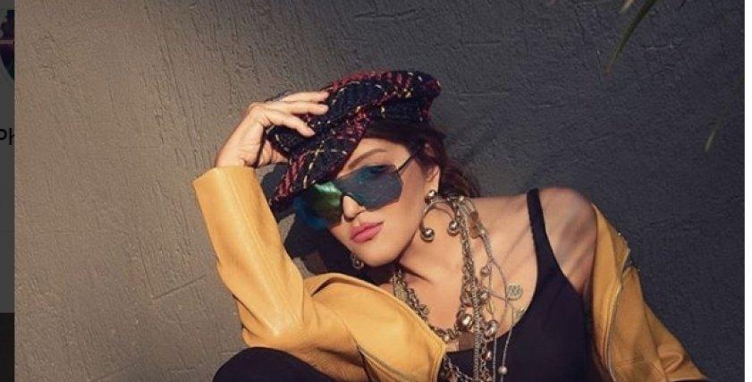 سميرة سعيد بإطلالة كاجوال في أحدث جلسة تصوير