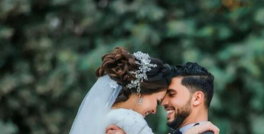 ريهام سعيد وزوجها القتيل
