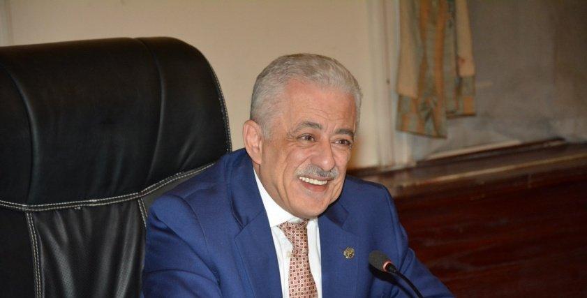 وزير التعليم يضع 3 حلول لنجاح الطلاب في حال عدم الحضور بالمدرسة
