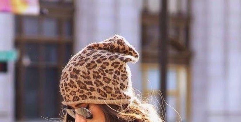 طرق مختلفة لاستخدام الشال الشتوي