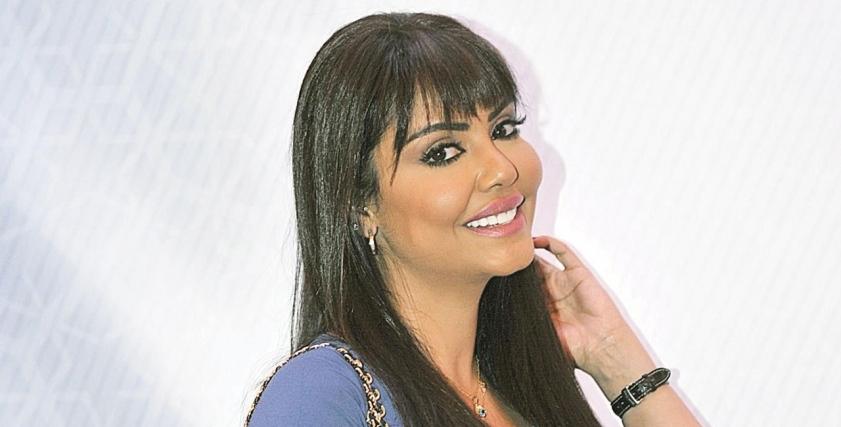 الفنانة الكويتية جواهر