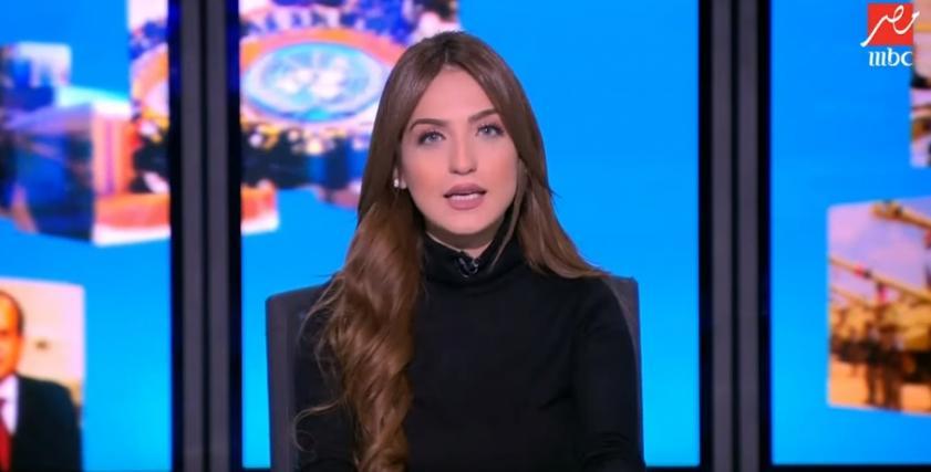 الإعلامية ياسمين عز