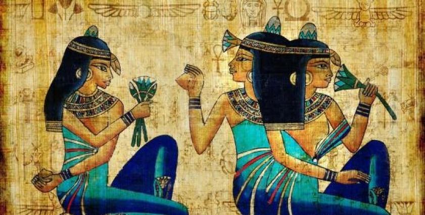 المرأة في مصر القديمة