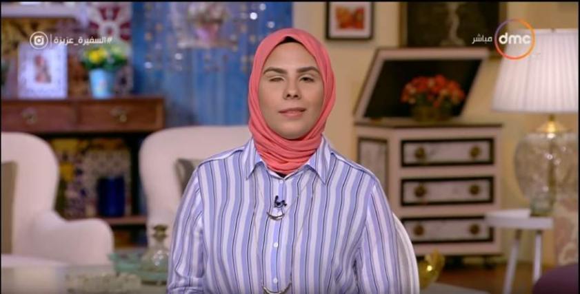 القومي للمرأة يشكر الرئيس السيسي لتكريمة المذيعة رضوى حسن