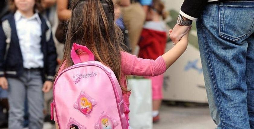 الحقائب تسبب آلام الظهر للأطفال