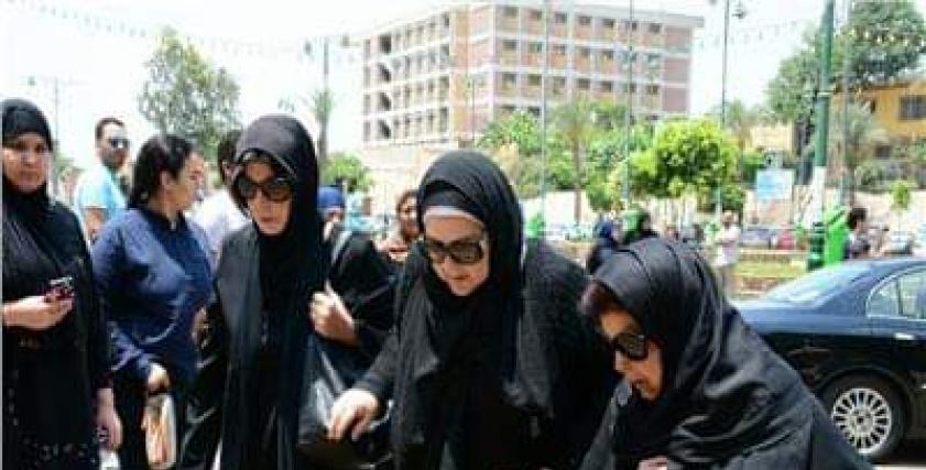 رجاء الجداوي وميرفت أمين ودلال عبد العزيز