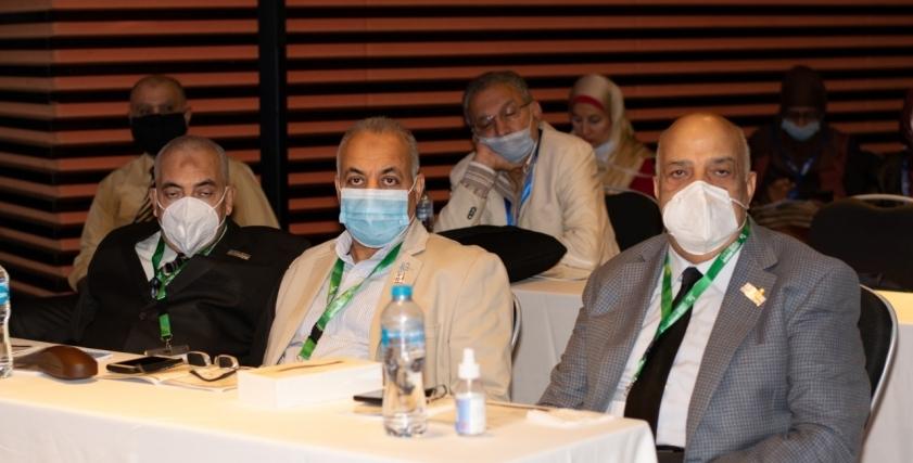 المؤتمر الخامس والعشرون للجمعية المصرية لأمراض الغدد الصماء