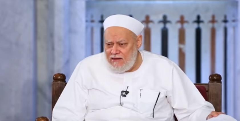 الشيخ علي جمعة مفتي الجمهورية السابق