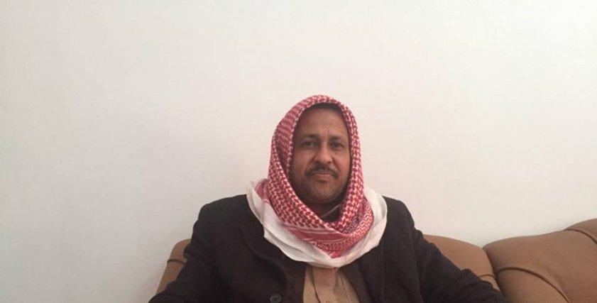 صالح محارب القاسمى ابن قبيلة القواسم بمطروح