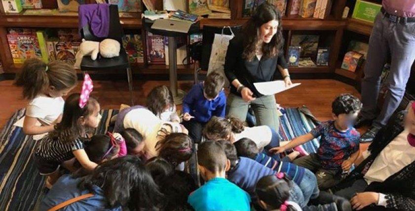 ريهام شندي تترجم قصص الأطفال