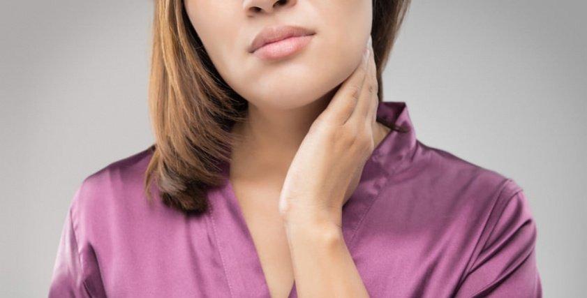 اعراض نقص هرمون الغدة الدرقية