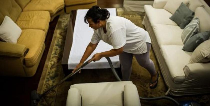 خادمة إثيوبية