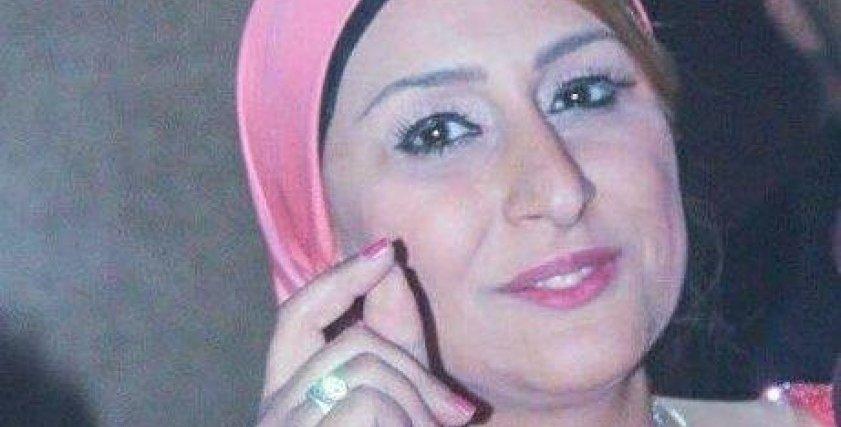 الكاتبة الصحفية هدى رشوان مدير تحرير موقع هن بجريدة الوطن