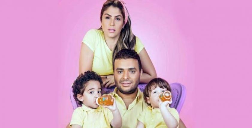 زوجة رامي صبري تتعرض لوعكة صحية مفاجئة.. وزوجها: