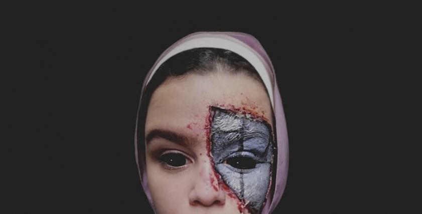 نوري محمد تعمل في مجال الخدع السينمائية