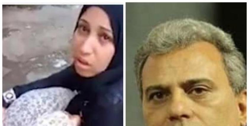 جابر نصار يتبرع لإبنة مصابة كورونا