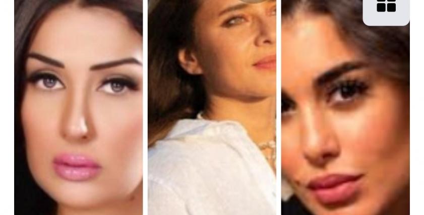 ياسمين صبري - نيللي كريم - غادة عبدالرازق