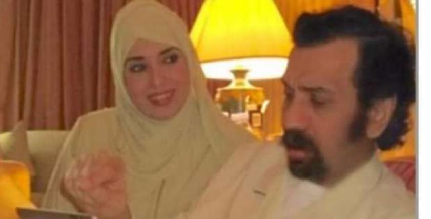 سعود الشربتلى زوج الفنانة المعتزلة جيهان نصر