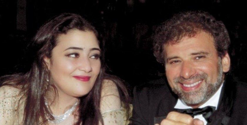 زوجة خالد يوسف
