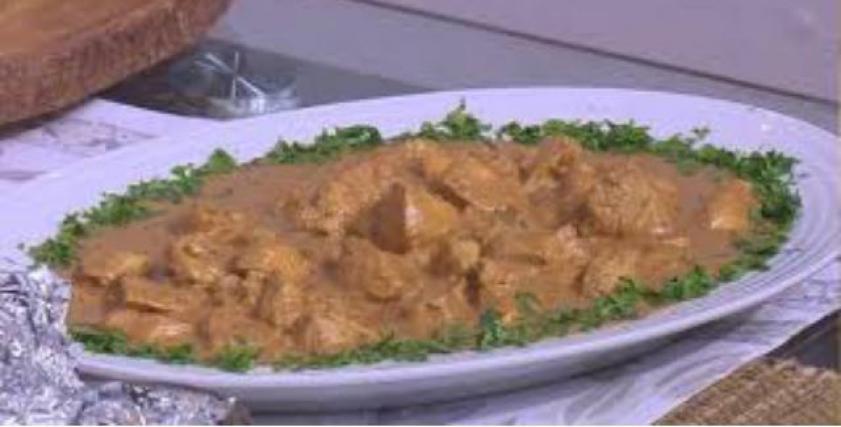 دجاج الزبدة الهندي