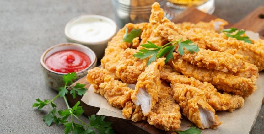 دجاج زنجر