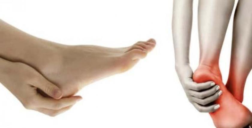 أمراض الأوعية الدموية في القدم