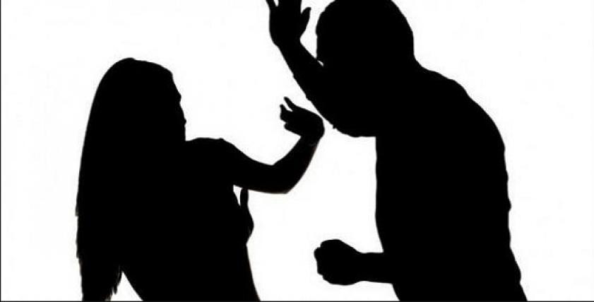 ضرب الزوج لزوجته - تعبيرية