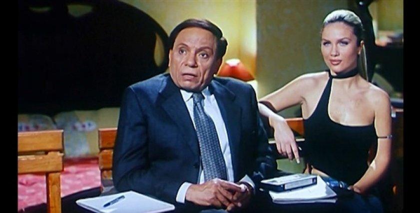 نيكول سابا - عادل إمام
