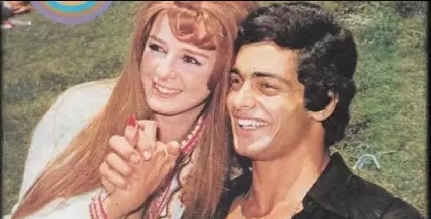 سيف أبو النجا ونجلاء فتحي