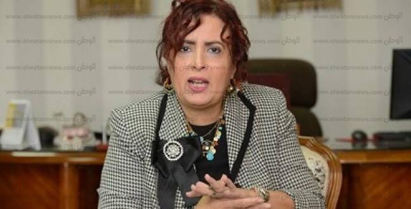 الدكتورة عزة العشماوي، أمين عام المجلس القومي للأمومة والطفولة