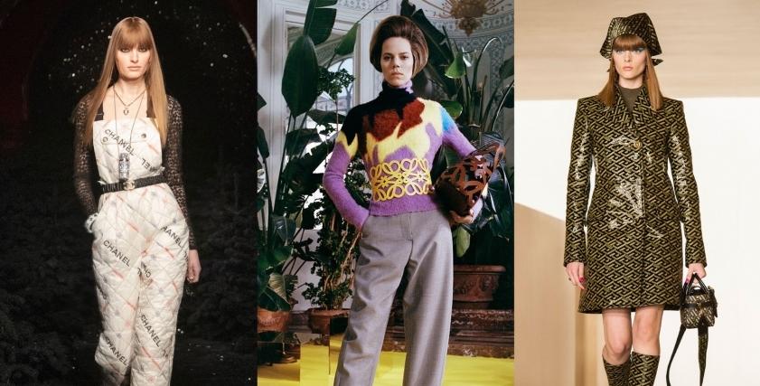 تصميمات مميزة لأزياء خريف 2021 للسيدات