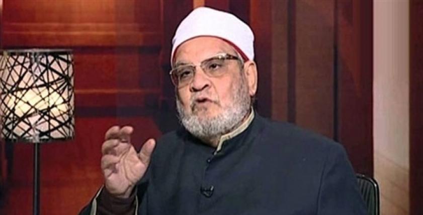 أحمد كريمة أستاذ الفقة المقارن والشريعة الإسلامية بجامعة الأزهر