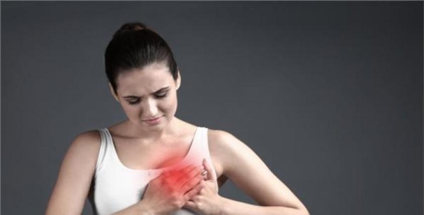 اعراض الأزمة القلبية