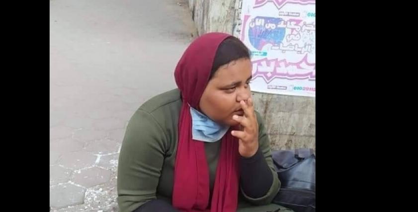 مريم مشردة إمبابة