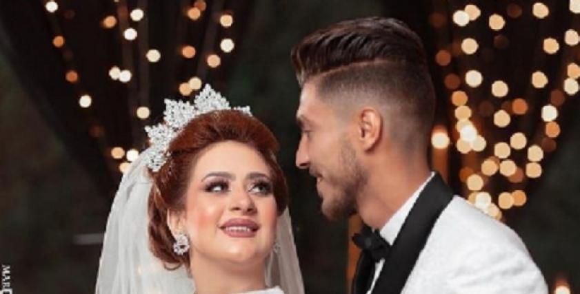 محمد شريف وزوجته