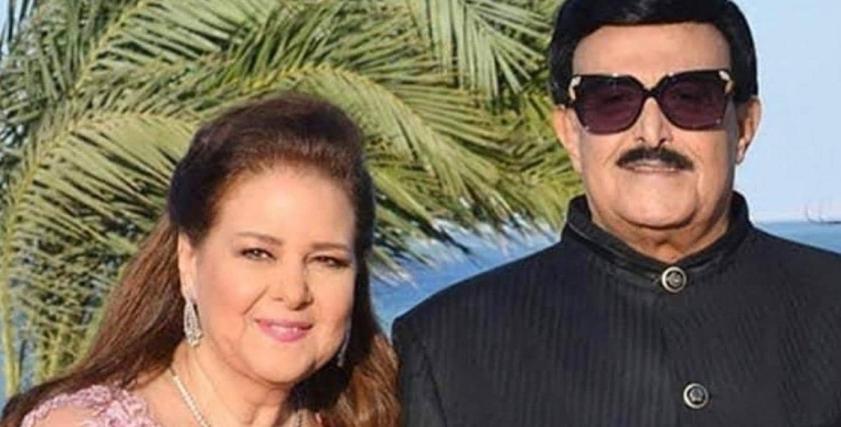 سمير غانم ودلال عبدالعزيز