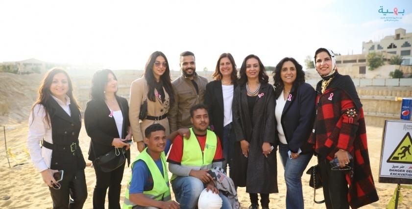 مايا مرسي في الشيخ زايد