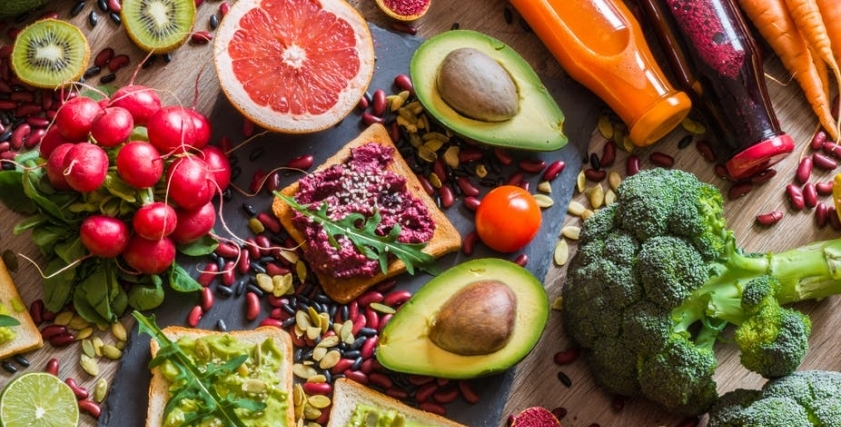 النظام النباتي الغذائي