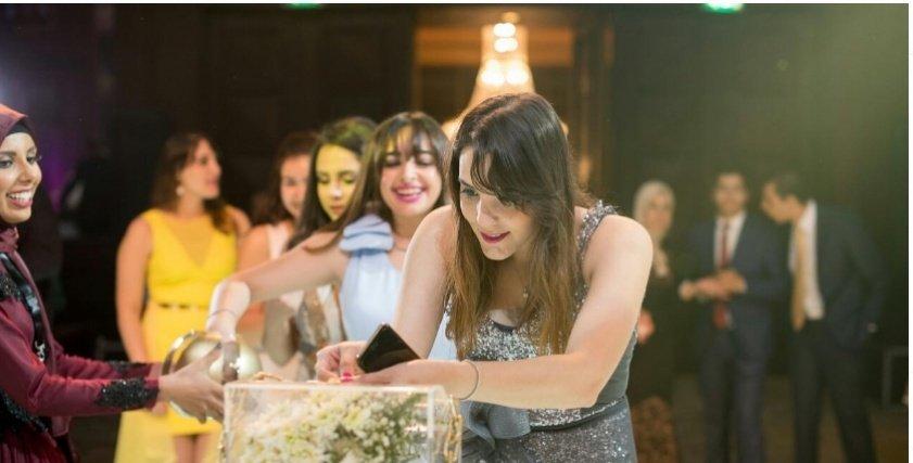 بوكس بوكيه العروس